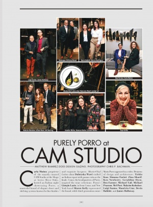 Porro, image:news_immagini - Porro Spa - Evento Porro da Cam Studio a Houston