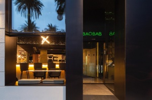 Porro, image:news_immagini - Porro Spa - Baobab Restaurant, Valencia