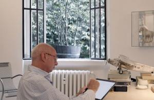 Porro, image:news_immagini - Porro Spa - Novità 2020: tavolo Materic di Piero Lissoni