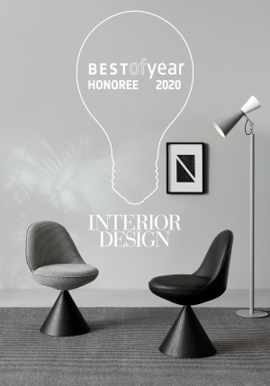 Porro, image:news_immagini - Porro Spa - Romby honoured at the Interior Design magazine's Best of Year Awards