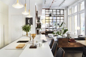 Porro, image:news_immagini - Porro Spa - New showroom West | Out East: Porro changes address in the big apple