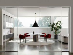 Porro, image:news_immagini - Porro Spa - <br />News 2021: Glide, designed by: Piero Lissoni + Iaco Design Studio
