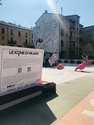 """Porro, image:news_immagini - Porro Spa - MARIA PORRO FEATURED IN """"THE ICONS OF MILAN, THE ART OF PLAYING THE GAME"""