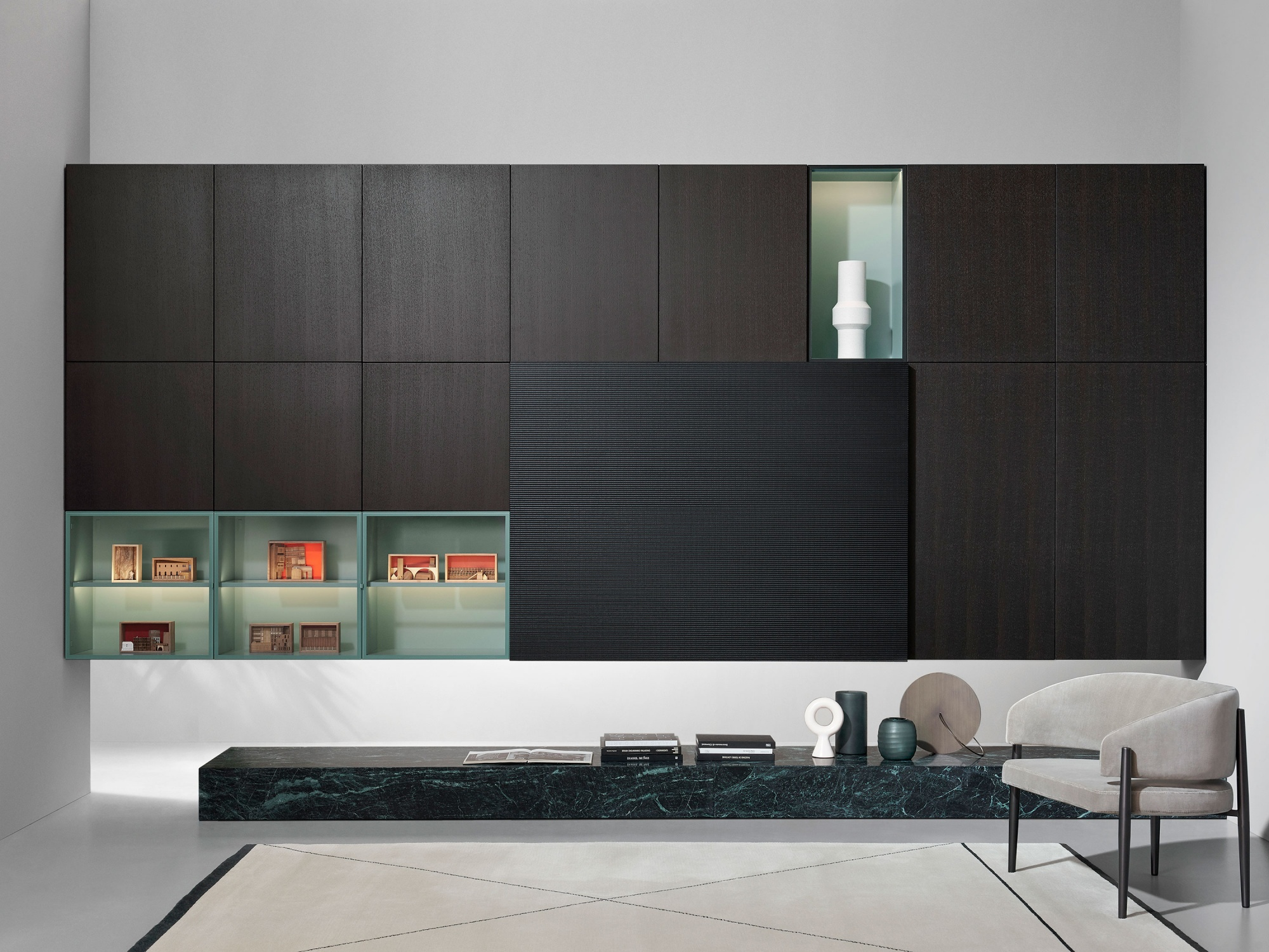 Porro, image:MODERN, designed by: Piero Lissoni + CRS -