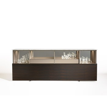 Porro - Gallery low cupboard