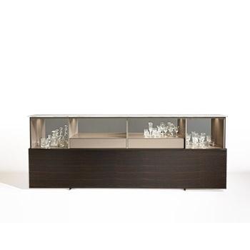 Porro - Gallery low cupboard