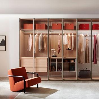 Porro - Dressing room