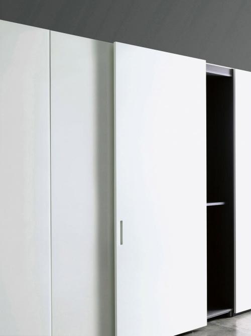 Porro, image:prodotti - Porro Spa - Complanare/ Pull-out sliding