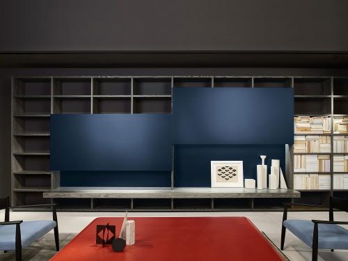 Porro, image:prodotti - Porro Spa - Polifunzionale - TV HI-FI / Multifunctional - TV HI-FI