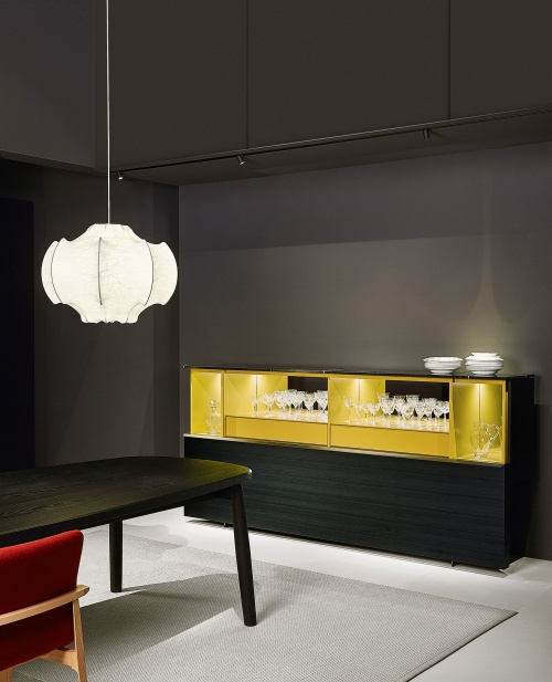 Porro, image:prodotti - Porro Spa - Gallery low cupboard