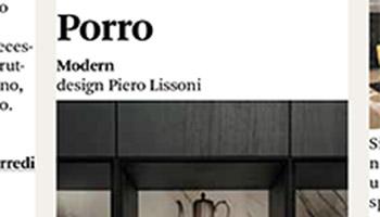Porro - 23.04.20 - Italia