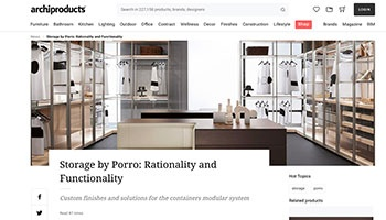 Porro - archiproducts.com